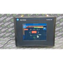 Allen Bradley 2711-T10C15 PanelView 1000 Used
