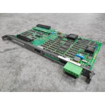 Fanuc A20B-8001-0121/04B Remote I/O Board A20B-1006-0220/01A RJ2 Used