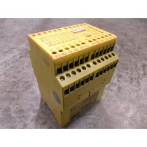 Pilz PNOZ 11 Safety Relay Module Used