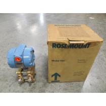 Rosemount Model 1151 Pressure Transmitter Assembly 1151DP3E12 New NIB