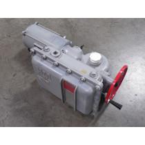 EIM Controls 1CLA-3 Rotary Valve Actuator 9C4603FC-C Used