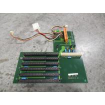 Marposs / TE 73340002 B-00 Backplane Socket Board Used