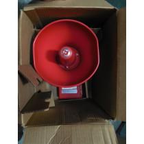 Signal Division 314GCX-024R Selectone Audible Signaling Device Red New NIB
