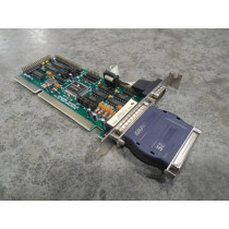Lucent / Winbond UN1072B Parallel Port Card 80-406-588-1 Used
