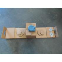 Rosemount 8711THA010R1N0G2 Magnetic Flowtube 0972805509696011 New