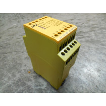 Pilz PNOZ X3 3S 1Ö Safety Relay Module Used