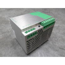 Phoenix Contact QUINT-PS-3x400-500AC/24DC/20 Power Supply 24VDC 20A Used