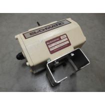 E-Lo-Matic EDN 100 Pneumatic Valve Actuator Used