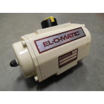 E-Lo-Matic ESN 100-4 Pneumatic Valve Actuator Used