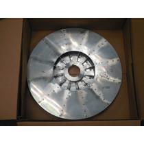 "Spencer Turbine Company 701356-A Vacuum Blower Impeller 22-1/2"" Diameter New NIB"