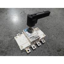 Ferraz Shawmut SS200-4 Special Purpose Switch 200kA 600VAC Used
