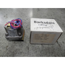 Barksdale D1H-A80SS Pressure or Vacuum Actuated Switch .5-80 psi New NIB