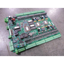 Edstrom 6100-9605-010 AWS Controller Operator Interface Board Rev. L Used