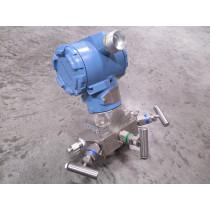 Rosemount C305121124 Manifold / Pressure Transmitter Assembly 0305RC32B11B4 Used