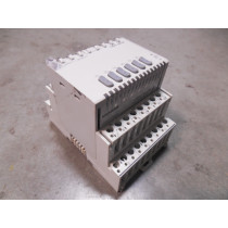 Siemens TXM1.6R-M Relay Output Module with Base Used