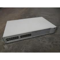 3Com 1698-010-000-1.00 SuperStack II Switch 3300 24 Port Ethernet Hub Used