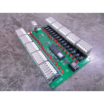 PDI FOL07239B 30 Relay / LED Option Board PCB07239B Used