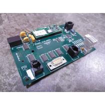 PDI PCB07983A 4 Channel Star Modem Board Used