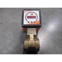 Kobold ADI-KV44U0F Differential Flow Meter 100-800 SCFM Nitrogen Used