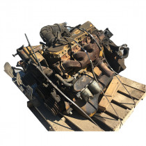 Used Diesel Engine For Sale Highway CAT 3208 Naturally Aspirated 175 HP V8