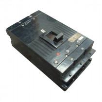 GE TKM836F000 Adjustable Trip Breaker 800A Used