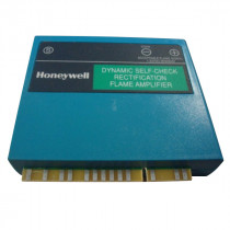 Honeywell R7847 C 1005 Flame Amplifier Module Rev. B Used