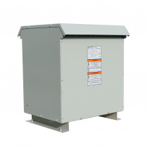 Factory New 75 KVA Step Up Dry Transformer Primary Voltage 208 Delta Secondary Voltage 480Y/277 / 3 Phase /10 Year Warranty/ Jefferson Electric 423-9231-000