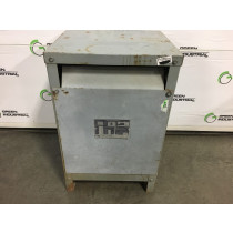 TESTED 37.5 KVA Dry Type Single Phase Transformer HV 240 X 480 LV 120/240