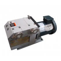 Leybold D16BCS Trivac Dual Stage Rotary Vane Vacuum Pump Used