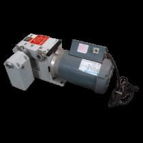 Leybold Trivac D8B Dual Stage Rotary Vane Vacuum Pump AF4-8 Used
