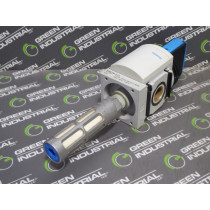 Festo MS6N-EM1-1/2-S Manual On/Off Valve with Silencer Used