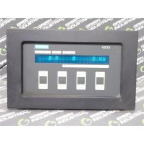 Siemens 4700-BDRMC3-11HN Power Meter Unit Used
