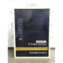 100 Amp Kohler Three Phase Automatic Transfer Switch GLS-166431-0100 Used