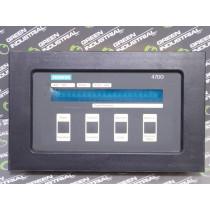 Siemens 4700-BDRMC3-11HN Power Meter Unit Rev. B Broken Fins Used
