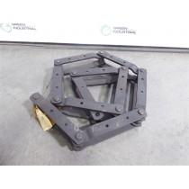 Rexnord R1251G-*300 Elevator Bucket Chain ST G117 P/C M&T 10 Links Surplus