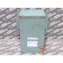 Hevi-Duty HS1F1A Single Phase Transformer 1 kVA 240/480 PRI 120/240 SEC Used