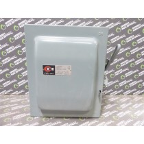 Cutler Hammer 4143H442 Type D Fusible Safety Switch 60 Amps 240VAC Used