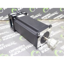 Anaheim Automation 23MDSI306D-10-00 Stepper Motor with Integrated Driver Used