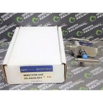 Anderson Greenwood M251VIS-44F Block Bleed Manifold Valve New NIB