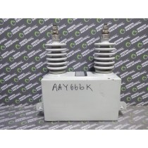 ABB 2GUA124100D220 Power Capacator 100 kvar IEEE Std 18-2002 Used
