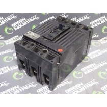 General Electric TED136060 Circuit Breaker 600 VAC 60 Amp Used