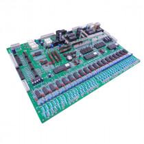 PDI FOL06233G Wave Warrior Processor I/O Board Used