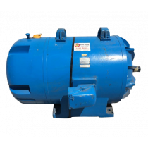 Rebuilt 150 HP Electric Motor Frame 6336S 885 RPM 2300 Volt General Electric