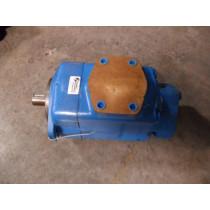 Vickers F34525V-50A17-1AA22 Hydraulic Vane Pump 413697 Used