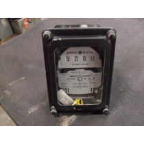 General Electric 700X63G895 Polyphase Watthour Meter DS-63 Used