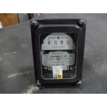 General Electric 700X63G970 Polyphase Watthour Meter DS-63 Used