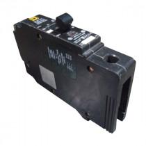 Square D EDB14020 Circuit Breaker 20 Amps 277VAC Used