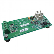 Trane 6400-1104-03 UCP3 Dual Binary Input Module Rev. C Used