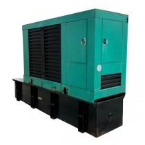Used 150 KW Diesel Generator For Sale Cummins 6CTA8.3-G 150DGFA 277/480 Volt TESTED
