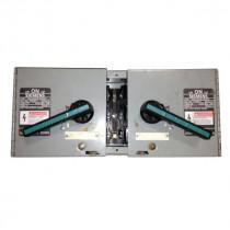 USED Siemens Vacu Break Switch Dual 30 Amp CAT V7E3611 Series A WISCONSIN